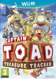 Captain Toad Treasure Tracker (Nintendo Wii U tweedehands game)