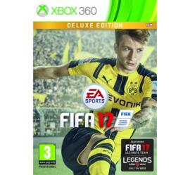 Fifa 17 deluxe edition (xbox 360 nieuw)