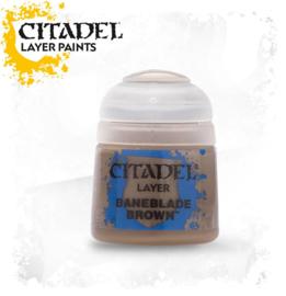 Citadel Baneblade brown 12Ml (Warhammer Nieuw)