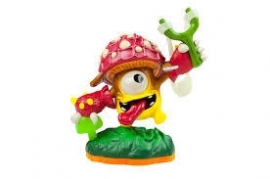 Skylanders Giants serie 2 lightcore Shroomboom (skylander used)