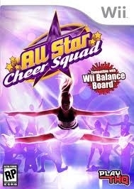 All Star Cheerleader (Wii nieuw)