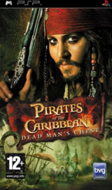 Pirates of the Caribbean Dead Mans Chest (PSP tweedehands game)