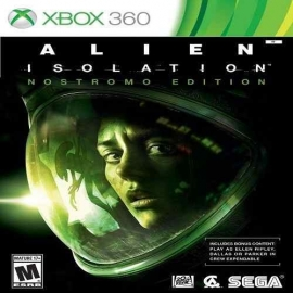 Alien Isolation nostromo edition (xbox 360 used game)