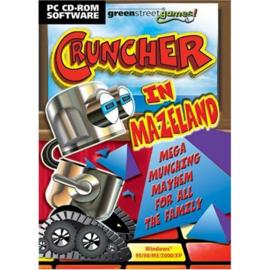 Cruncher in Mazeland (PC Nieuw)
