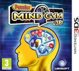 Puzzler Mind Gym 3D (Nintendo 3DS tweedehands game)