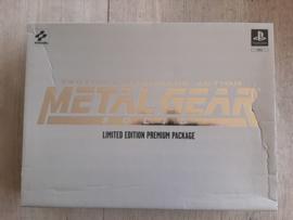 Metal Gear Solid compleet in doos (ps1 tweedehands)