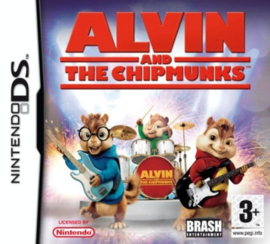 Alvin and the Chipmunks (Nintendo DS tweedehands game)