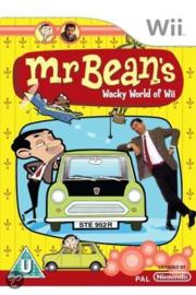 Mr Bean's Wacky World of Wii (Nintendo Wii tweedehands game)