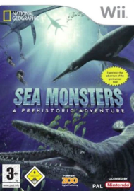 Sea Monsters a Prehistoric Adventure zonder boekje (Wii tweedehands games)