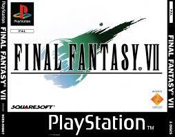 Final Fantasy VII (PS1 tweedehands game)