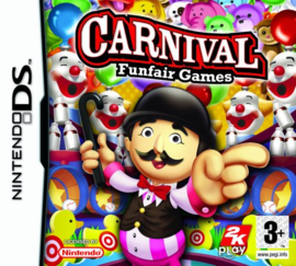 Carnival Funfair games zonder boekje (DS tweedehands game)