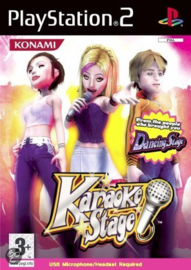Karaoke Stage software only (ps2 used game)