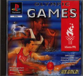 Olympic Games (PS1 tweedehands game)