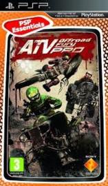 ATV Offroad Fury Pro Essentials (psp used game)