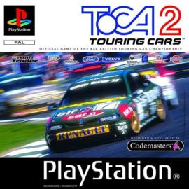 Toca 2 Touring Car Championship zonder boekje (PS1 tweedehands game)