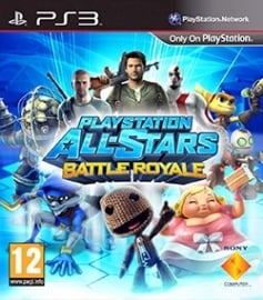 All-stars Battle Royale (ps3 nieuw)