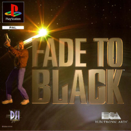 Fade to Black (ps1 tweedehands game)