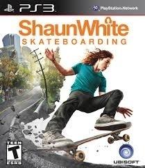 Shaun White Skateboarding (ps3 NIEUW)