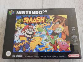 Super Smash Bros 64 (Nintendo 64 tweedehands game)