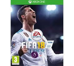 Fifa 18 (xbox one tweedehands game)