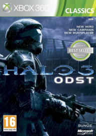 Halo 3 ODST Classics (Xbox 360 used game)