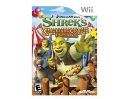 Shrek's carnival Craze Party Games (Wii tweedehands game)