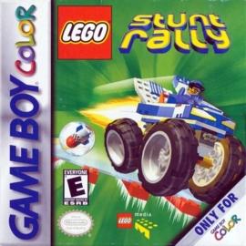 Lego Stunt Rally losse cassette (Gameboy Color tweedehands game)