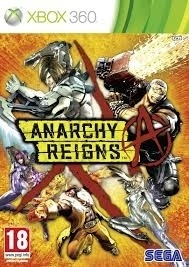 Anarchy Reigns Limited edition (xbox 360 nieuw)