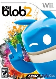 De Blob 2 (Nintendo Wii used game)