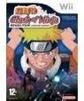 Naruto Clash of Ninja Revolution European Version (Wii Used Game)