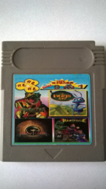 Super 9 in 1 losse cassette (Gameboy tweedehands game)