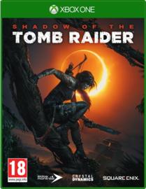 Shadow of the Tomb Raider (xbox one nieuw)