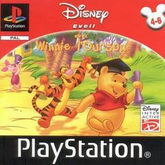 Disney Educatief Winnie de Poeh (ps1 tweedehands game)