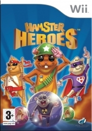 Hamster Heroes (Nintendo Wii tweedehands game)