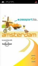 Passport to Amsterdam (psp used game)