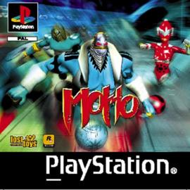 Moho (PS1 tweedehands game)