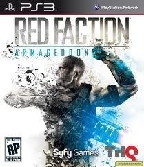 Red Faction Armageddon (ps3 game nieuw)