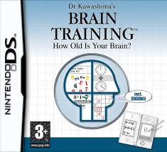Dr. Kawashima's Brain Training - How old is your Brain (DS tweedehands game)