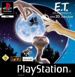 E.T. Der Ausserirdiche zonder boekje (duits) (PS1  tweedehands Game)