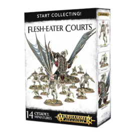 Start Collecting Flesh-Eater Courts (Warhammer nieuw)