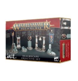 Age of Sigmar Realmscape Objective set (Warhammer nieuw)