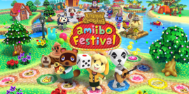 Animal Crossing Amiibo Festival game only (Nintendo WiiU tweedehands game)