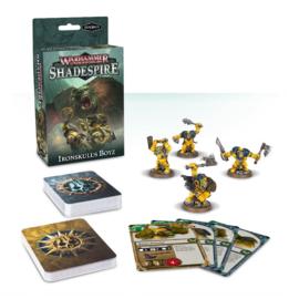 Warhammer Underworlds  Shadespire – Ironskulls Boyz (Warhammer Nieuw)