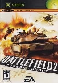 Battlefield 2 Modern Combat (XBOX Used Game)