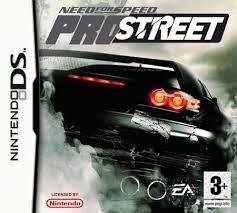 Need for Speed Prostreet zonder boekje (Nintendo DS used game)