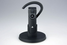 Sony PlayStation 3 wireless headset (ps3 tweedehands accessoire)