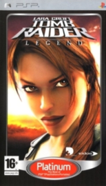 Tomb Raider Legend Platinum (psp tweedehands game)