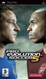 Pro Evolution Soccer 5 PES 5 (psp used game)