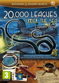 20.000 Leagues under the sea (PC game nieuw)