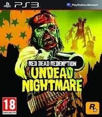Red Dead Redemption Undead Nightmare (ps3 nieuw)
